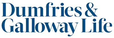 Dumfries and Galloway Life logo