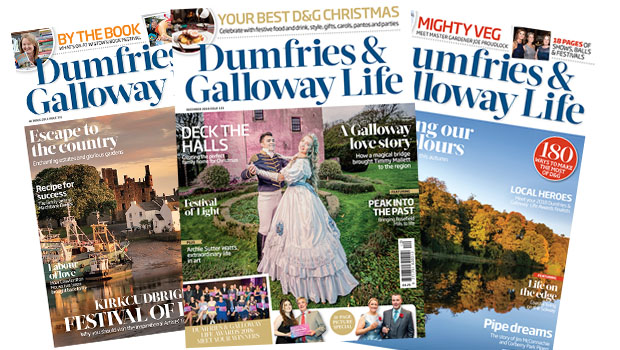 Dumfries and Galloway Life covers
