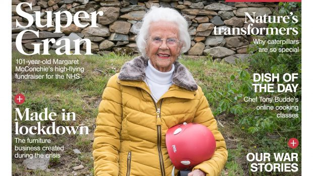 Dumfries and Galloway Life July Cover Image